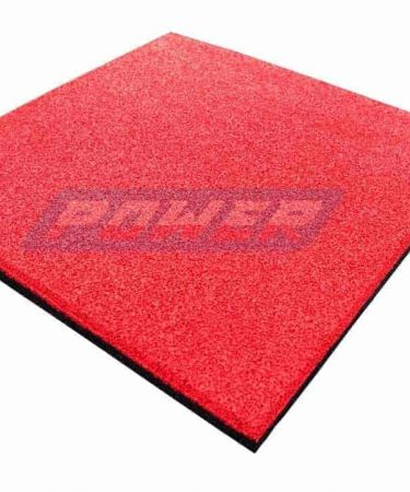 Playground rubber safety tiles