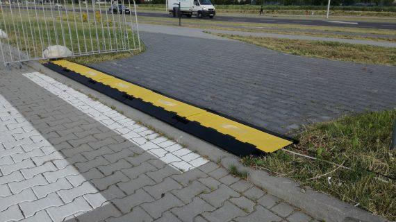 Progi Kablowe Wynajem Warszawa