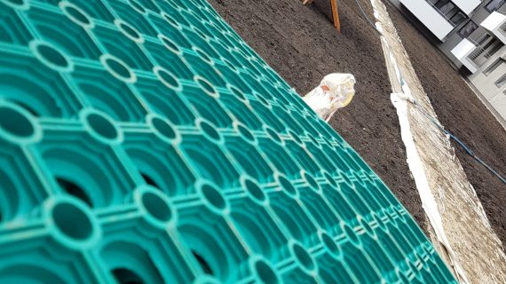Bezpieczne nawierzchnie gumowe – Zastosowanie