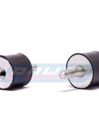 cylindrical rubber mounts