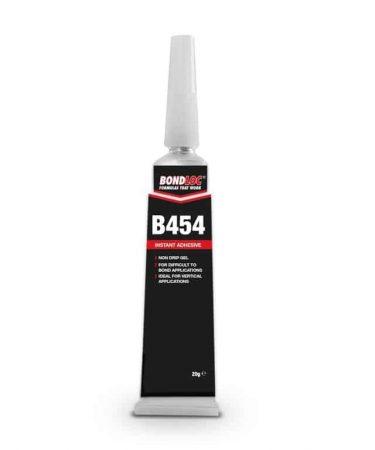 klej cyjanoakrylowy w zelu b 454
