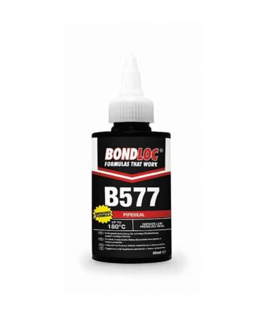 Uszczelnianie gwintów rurowych B 577