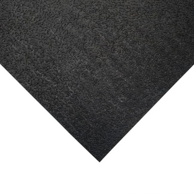 Black Power Stable Mat