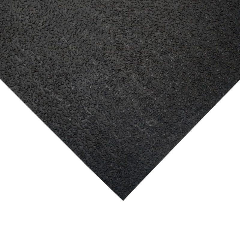 Black Power Stable Mat