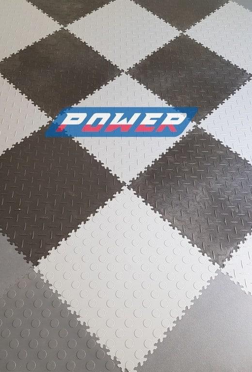 industrial floor pvc powerfloor