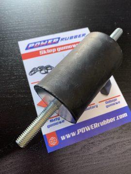 amortyzator gumowy metalowogumowy